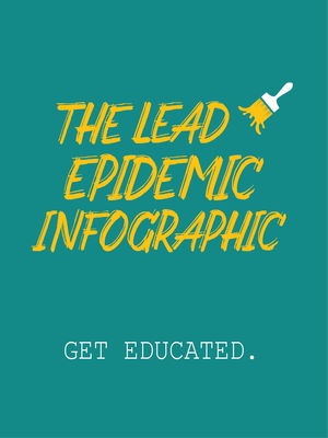 The Lead Epidemic Infographic